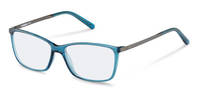Rodenstock-Korekční brýle-R5314-bluetransparent/darkgun