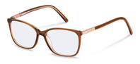 Rodenstock-Korekční brýle-R5321-darkbrownlayered