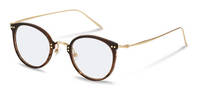 Rodenstock-Korekční brýle-R7079-browngradient/gold