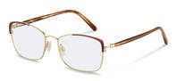 Rodenstock-Korekční brýle-R7087-lightgold/brownstructured