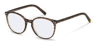 rocco by Rodenstock-Korekční brýle-RR450-brownstructured