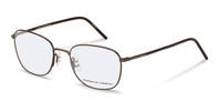 Porsche Design-Korekční brýle-P8331-brown