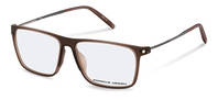 Porsche Design-Korekční brýle-P8334-brown