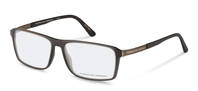 Porsche Design-Korekční brýle-P8259-grey/brown