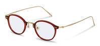Rodenstock-Korekční brýle-R7059-darkred/gold