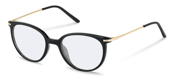 Rodenstock-Korekční brýle-R5312-black, light gold