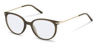 Rodenstock-Korekční brýle-R5312-olive, light gold