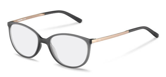 Rodenstock-Korekční brýle-R5316-dark grey, rose gold