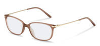 Rodenstock-Korekční brýle-R5319-light brown, gold
