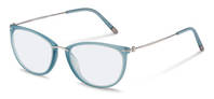 Rodenstock-Korekční brýle-R7070-light blue, light gun