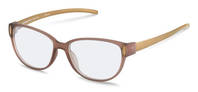 Rodenstock-Korekční brýle-R8016-light brown transparent