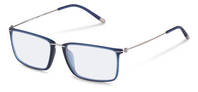 Rodenstock-Korekční brýle-R7064-dark blue transparent