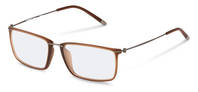 Rodenstock-Korekční brýle-R7064-brown transparent