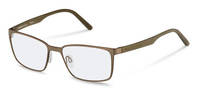 Rodenstock-Korekční brýle-R7076-light brown, olive