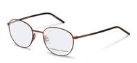 Porsche Design-Korekční brýle-P8330-brown