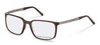 Porsche Design-Korekční brýle-P8338-brown
