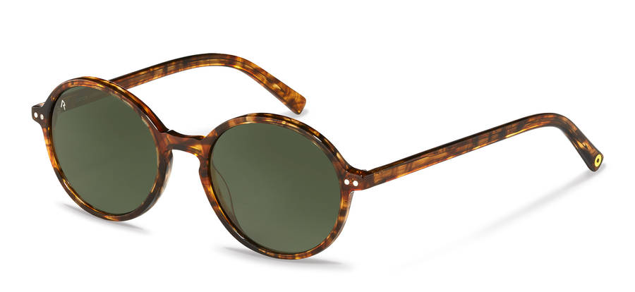 Rodenstock Capsule Collection-Sluneční brýle-RR334-brownstructured
